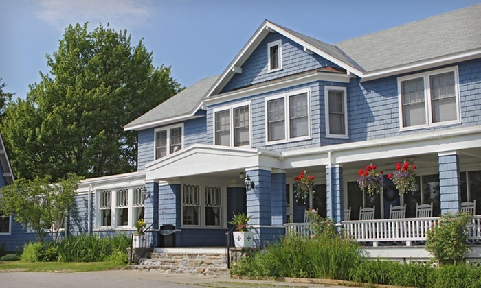 The Spalding Inn - Whitefield: One- or Two-Night Stay at The Spalding Inn in Whitefield, NH
