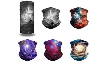 Scaldacollo a fantasia galaxy