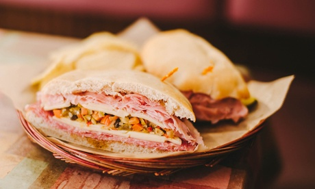 $14 for $20 Worth of Deli Fare and Drinks at European Street Cafe; Dine-In and Carryout