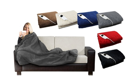 ElectricHeated Cosy Blanket