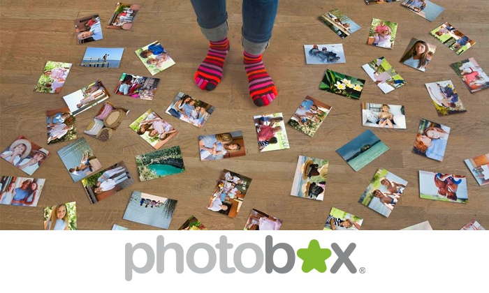 PhotoBox: 100 tirages photo haut de gamme PhotoBox offerts (format 10x15 ou 11x15 cm) au lieu de 19 €