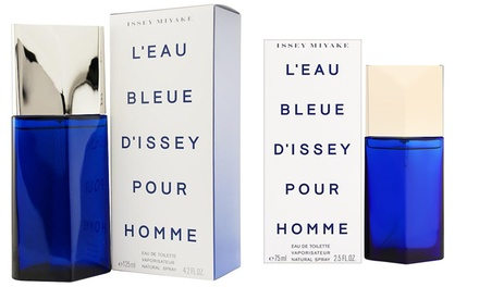 Issey Miyake L'Eau Bleue d'Issey Pour Homme EDT 75ml or 125ml