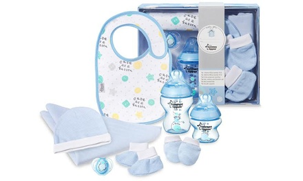 Tommee Tippee Close to Nature Baby-Set in Blau