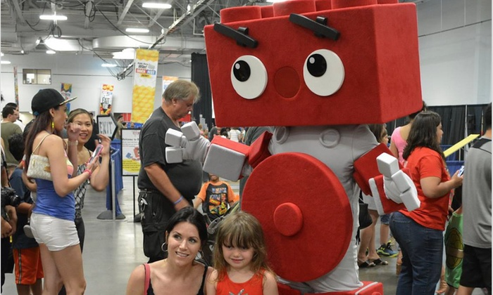 Brick Fest Live LEGO Fan Festival in Portland, OR | Groupon