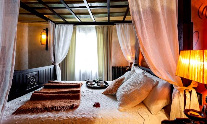 VALLE DE OCA - Hotel Boutique Valle de Oca: Burgos: 1, 2 o 3 noches en habitación doble, superior o junior suite con desayuno y opción a cena y visita; Valle de Oca