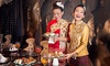 Chaophraya - Multiple Locations: Two-Course Thai Meal for Two or Four at Chaophraya (Up to 50% Off)