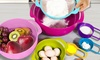 Ten-Piece Plastic Mixing Bowl Set