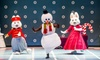 Max & Ruby in the Nutcracker Suite - Pantages Playhouse Theatre: Max & Ruby in the Nutcracker Suite on Saturday, November 26, at 1:00 p.m.