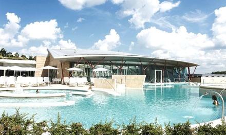 Chianciano Terme 4*: fino a 7 notti con mezza pensione e Terme Grand Hotel Plaza