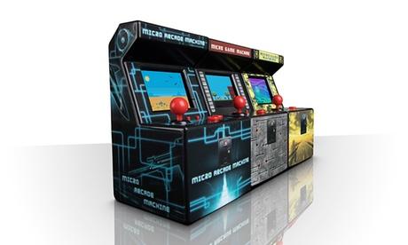 Máquina recreativa portátil