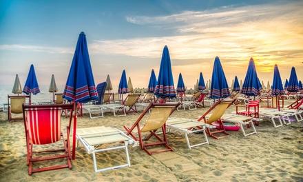Rimini: camera doppia/matrimoniale con trattamento a scelta a 59€euro