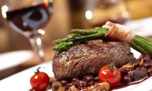 Kauzenburg: 5-Gänge-Candle-Light-Dinner inkl. 1 Flasche Wein für zwei Personen im Restaurant Kauzenburg (32% sparen*)