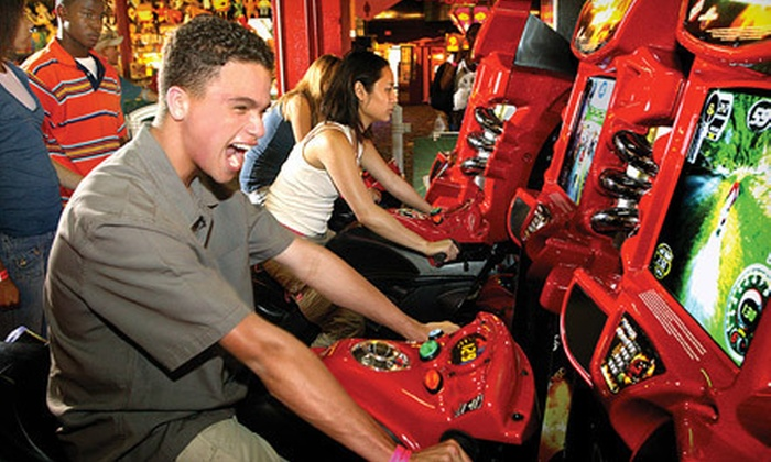 Boomers! Irvine - Irvine: Four Hours of Play for Two, Four, or Six at Boomers! Irvine (Up to Half Off)