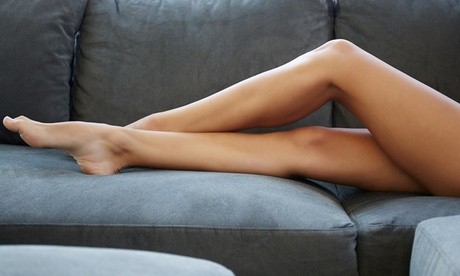 One or Two Laser Spider Vein Removal Treatments on Both Legs at Annette's Hair Studio and Spa (Up to 52% Off) 249864c4-f64f-4e8d-aecb-6cfb0bbe726f