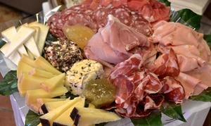 La Toretta: Degustazione vino e tagliere misto per 2 o 4 persone al ristorante La Toretta (sconto fino a 57%)