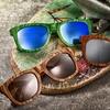 Spectrum Slater, Cipes, or Peralta Wood Sunglasses