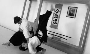 Peachtree Aikikai: Aikido or Iaido Classes at Peachtree Aikikai (Up to 77% Off). Three Options Available.