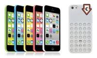 Apple iPhone 5C reconditionné jusqu'à 32 Go+Coque de protection Apple originale assortie,dès 159€, livraison gratuite
