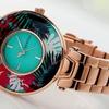 Bertha ElizabethCollection Women's Stainless Steel Watch