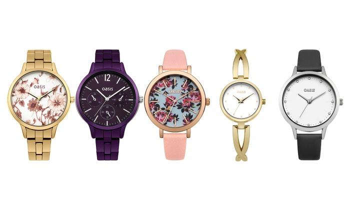 Oasis Women's Watch in Choice of Model