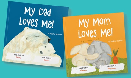 $10 Off Personalized Story Book from Put Me in the Story. Three Options Available.