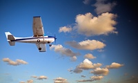 60- or 90-Minute Flying Experience with Bristol Flying (Up to 37% Off)
