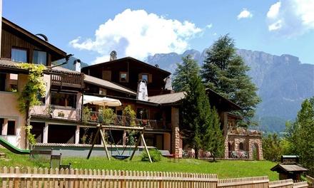 Trentino: camera con colazione o mezza pensione + servizi per 2 a 89€euro
