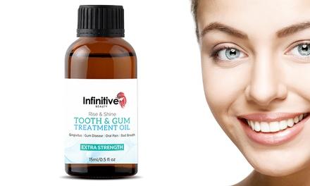 1, 2 o 3 tratamientos de aceite para dientes y encías