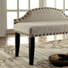 Furniture of America Accent Bench
