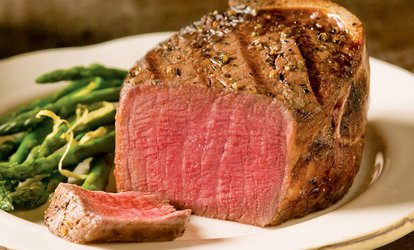 image for $60 or $120 Towards Dinner for Two or Four at Opera House Steak and Seafood Restaurant