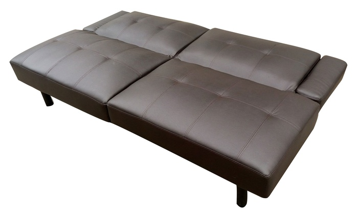 Groupon Goods Global Gmbh Hilton Cinema Style Sofa Bed With Free Delivery