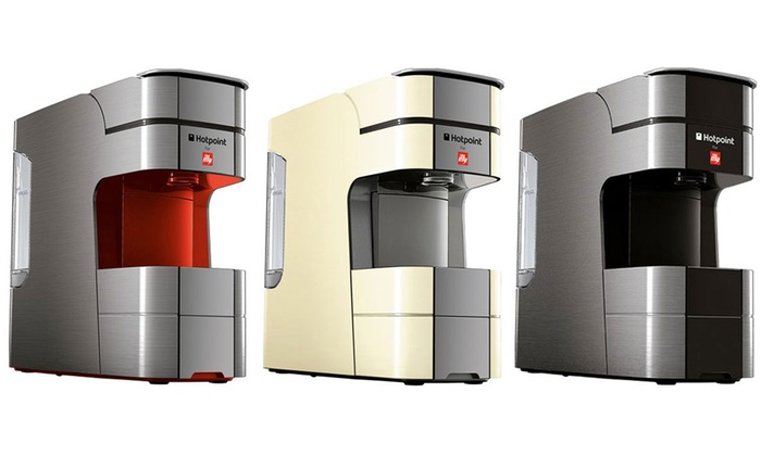 Hotpoint For Illy Coffee Maker Groupon