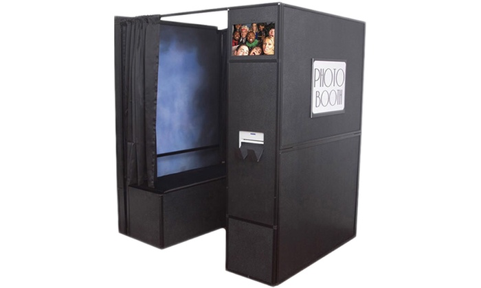 Star Photo Booth - Houston: $358 for $650 Worth of Photo-Booth Rental — Star Photo Booth