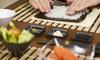 Restaurant Sushi Nanami - Oberhausen: 3 Stunden Sushi-Workshop inkl. Verkostung für 1 oder 2 Personen im Restaurant Sushi Nanami (bis zu 64% sparen*)