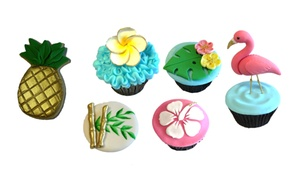 Cake Decorating Solutions: Cupcake and Cookie Decorating Masterclass: 1 ($69) or 2 People ($135) at Cake Decorating Solutions (Up to $298 Value)