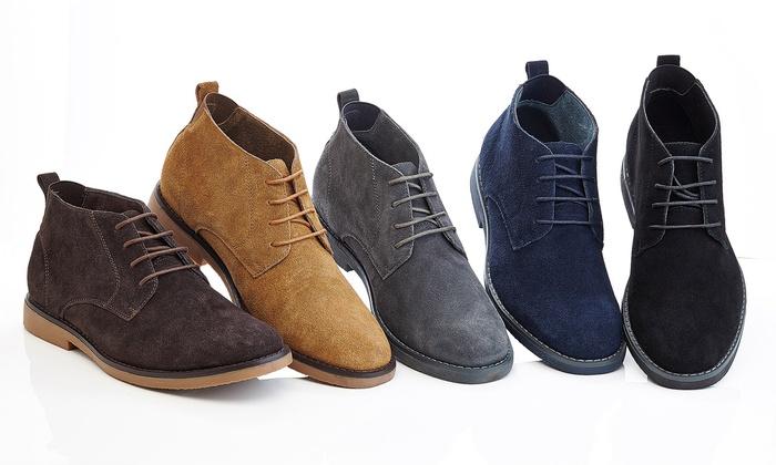 Adolfo Men S Suede Shoes