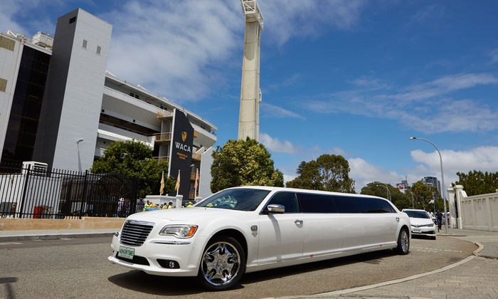 Showtime Limousines Up To Off Perth WA Groupon - Chrysler hummer