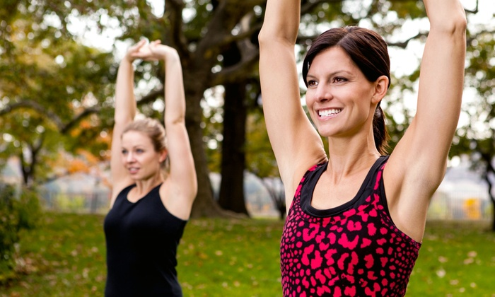 Get In Shape Challenge Boot Camp - Saint Charles: Two, Four, or Six Weeks of Fitness Boot-Camp Classes at Get In Shape Challenge Boot Camp (Up to 89% Off)