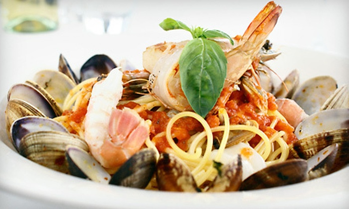 Tuscany Ristorante Italiano - Newport News: Italian Cuisine for Dinner or Lunch at Tuscany Ristorante Italiano (Half Off). Three Options Available.
