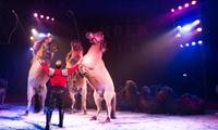 1 place orchestre pour assister au spectacle du Cirque Pinder le dimanche 31 décembre 2017 à 20h à 15 € à Paris
