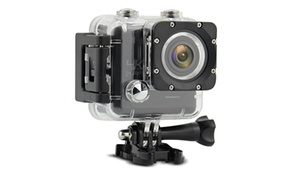 Deals on TechComm AT900V 4K Ultra HD Waterproof Action Camera