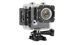 TechComm AT900V 4K Ultra HD Waterproof Action Camera