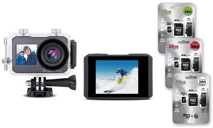 Caméra de sport – Ultra HD 4K – SD 64GB de la marque Storex