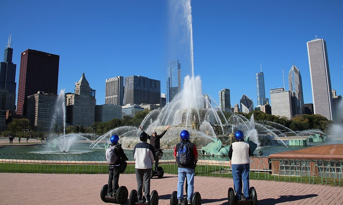 Segway Experience of Chicago