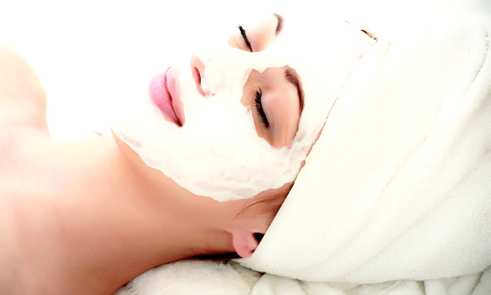 Kristina Skincare - Northeast Cobb: One or Three Facials of Your Choice at Kristina Skincare (Up to 55% Off)