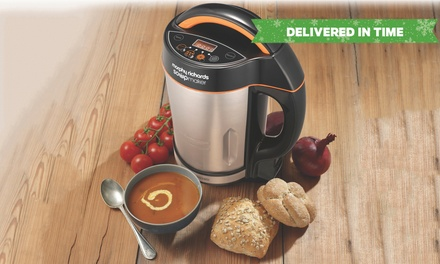 Morphy Richards Soup and Smoothie Maker for £39.98 With Free Delivery (60% Off)
