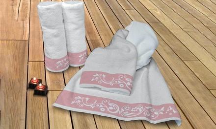 Asciugamani e teli in cotone Cogal