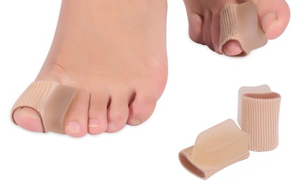 One or Two Pairs of Foot Care Bunion Pads