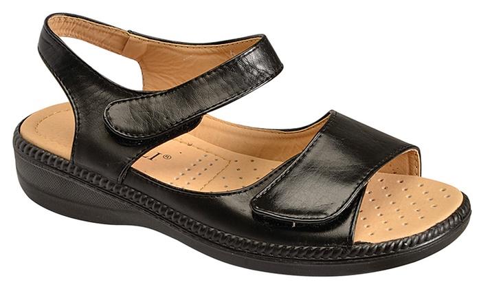 Rasolli Rosa Women's Comfort Sandals (Size 6)