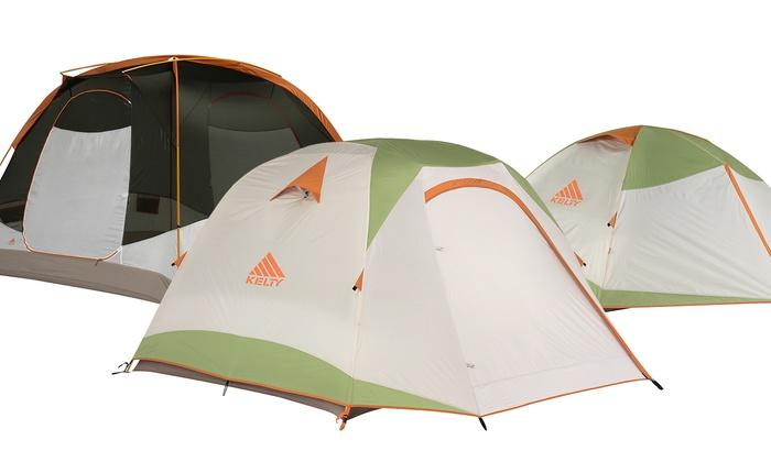 Kelty Gunnison 1 Tent W Footprint Person 3 Season